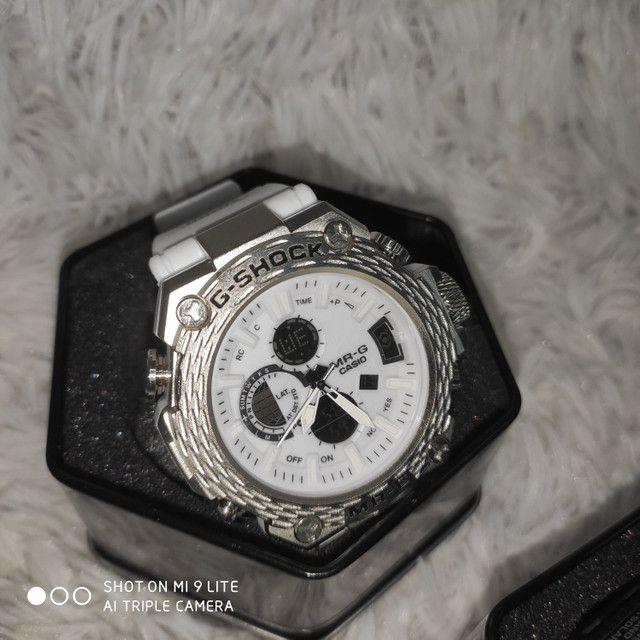 Relógio G-SHOCK PROVÁ DGUA - Foto 5