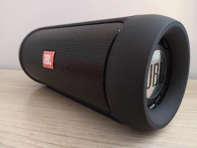 Caixinha de Som Bluetooth Potente Top - Charge 2+ - Foto 2