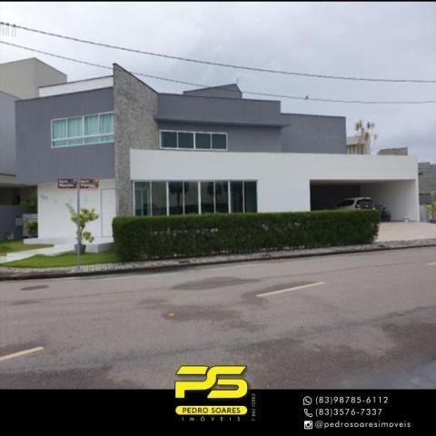 Casa com 6 dormitórios à venda, 416 m² por R$ 1.850.000 - Intermares - Cabedelo/PB - Foto 4