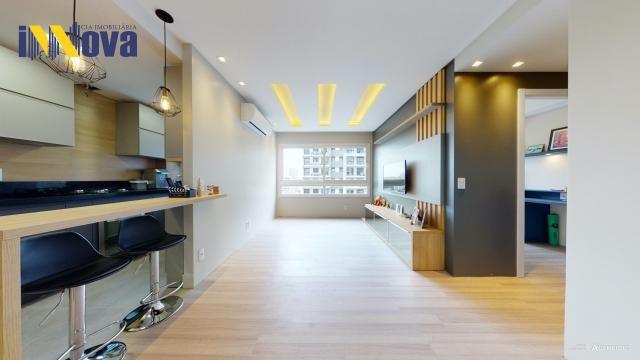 Apartamento à venda com 2 dormitórios em Central parque, Porto alegre cod:5317 - Foto 2