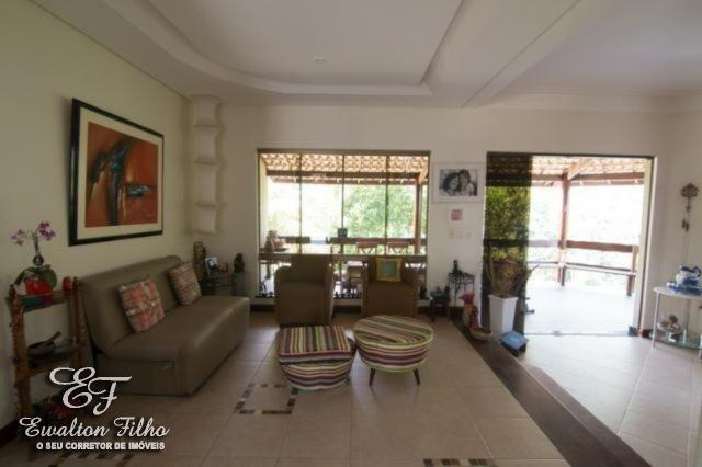 Casa Triplex 4 Quartos Sendo 1 Suíte Com Closet Gabinete Estúdio Musical e 5 Vagas - Foto 10