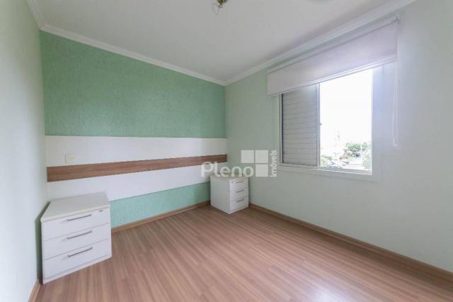 Apartamento com 3 dormitórios à venda, 132 m² por R$ 545.000,00 - Jardim Nova Europa - Cam - Foto 18