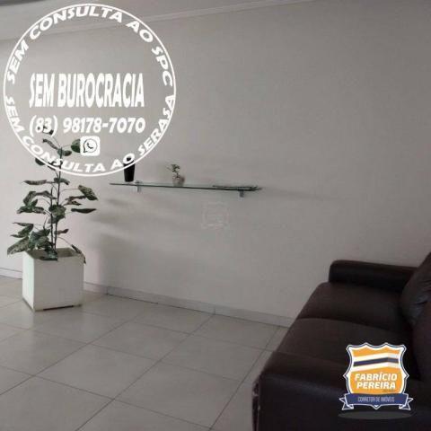 Apartamento para alugar, 64 m² por R$ 1.000,00/mês - Catolé - Campina Grande/PB - Foto 5