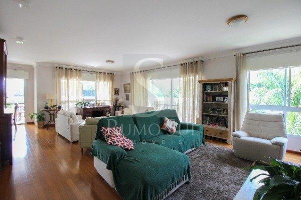 Apartamento para alugar com 4 dormitórios em Jardim marajoara, Sao paulo cod:37126 - Foto 3