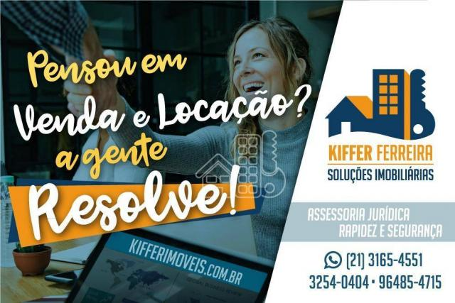 Apartamento com 1 dormitório à venda, 50 m² por R$ 302.100,00 - Icaraí - Niterói/RJ - Foto 16