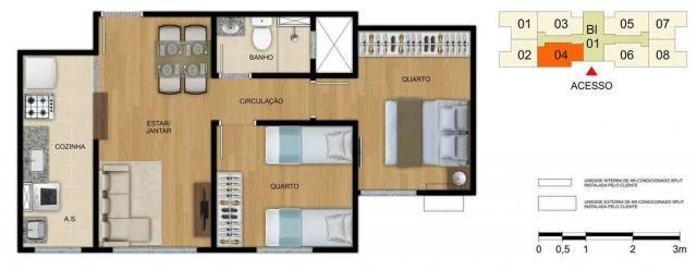 Spazio Vila da Glória - Apartamento de 2 quartos em Vila Velha, SP - ID3715 - Foto 15