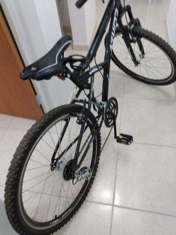 Bicicleta nova . Com nota fiscal  - Foto 5