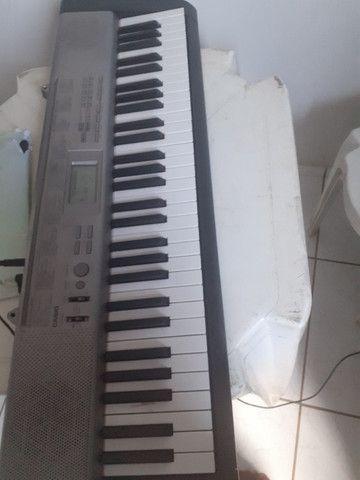 Vende um teclado casio - Foto 2