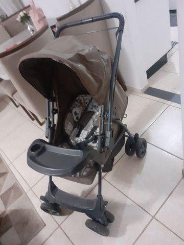 Carrinho de bebê  galzerano novo