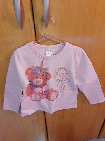 Blusas de frio infantil  - Foto 2