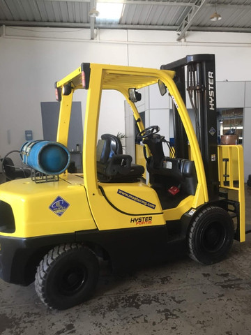 Hyster H70FT, 2011, 3.500kg, reformada e revisada - Foto 3