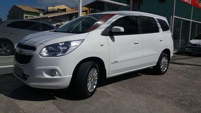 Chevrolet Spin 1.8 AT LT 2012/2013 (Interlagos Veiculos)
