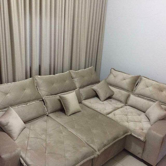 Fabricação e reforma de sofá  - Foto 6