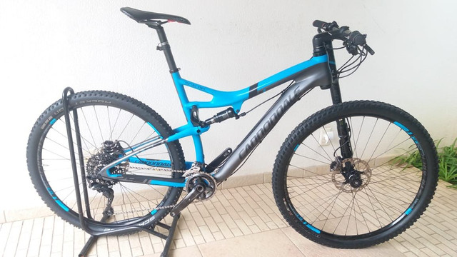 BIKE CANNONDALE SCALPEL - Foto 4