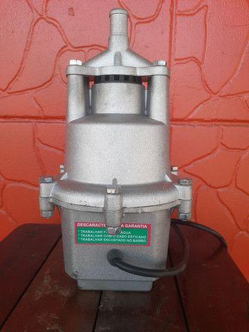 Bomba Submersa D'água para Cisterna/ Poço/ Lago / Bomba Sapo/ - Foto 2