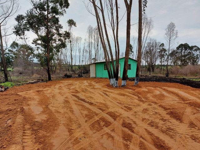 Velleda oferece sítio 1 hectare com casa e açude, 800 metros do asfalto - Foto 4