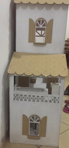 Casinha de boneca nova - Foto 2