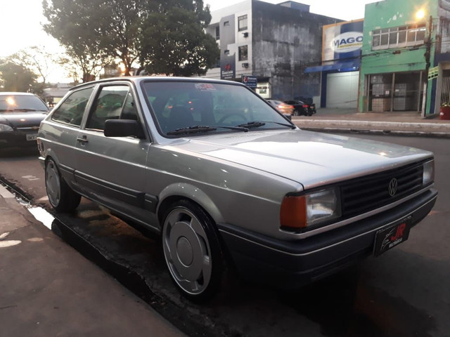 Gol 1.6 motor ap 1989 carro para colecionadores - Foto 5