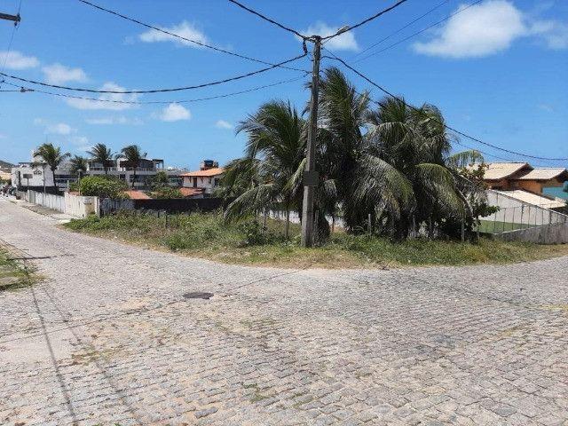 Terreno Beira Mar de Cotovelo com 450m² - Foto 2