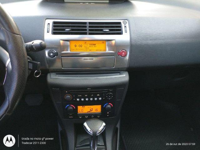 Citroen C4 Exclusive Automatico 2010 Completo - Foto 11