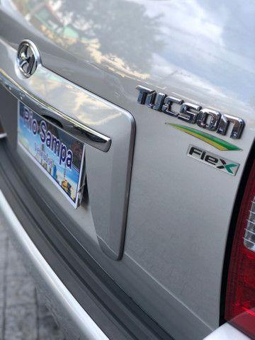 Tucson GLS 2015 automática flex - Foto 10