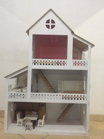 Casinha de boneca nova - Foto 5