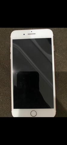 IPhone 7 Plus 32gb rose com acessórios novo - Foto 3