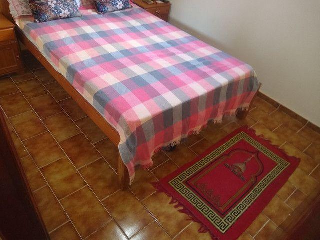 Chalé 2 dormitórios, churrasqueira, mobiliado - Foto 12