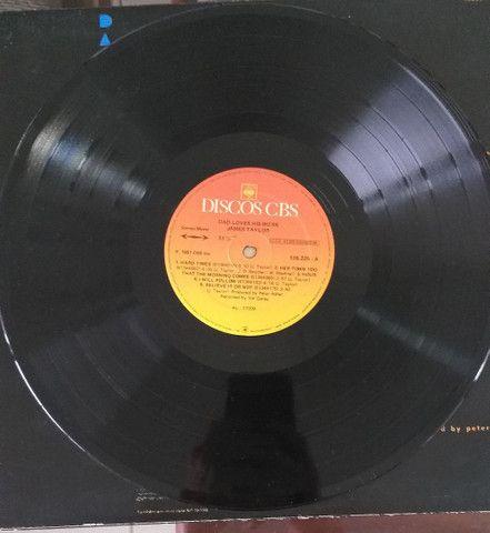 LP Vinil James Taylor 1981 - Foto 3