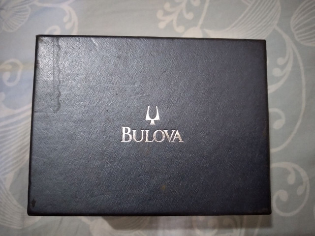 Bulova serie ouro. - Foto 2