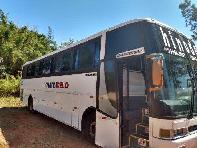 Ônibus rodoviário com banheiro - Foto 2
