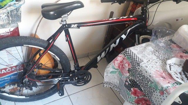 Bicicleta wny