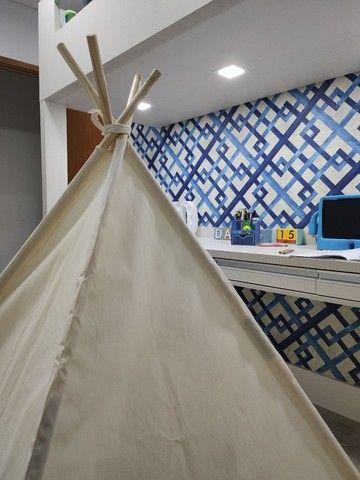 Cabaninha, tenda, barraca infantil *produto novo, somos fabricante - Foto 2