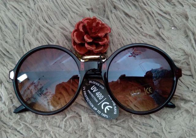 Óculos de sol com proteção UV - Foto 4