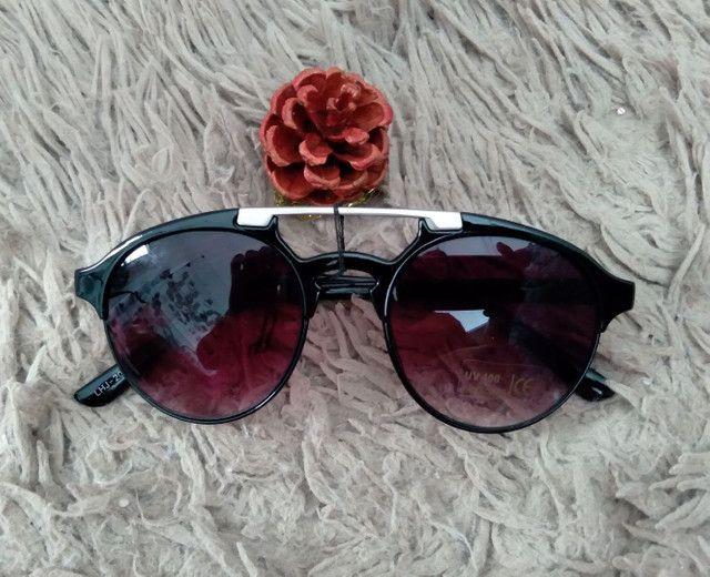Óculos de sol com proteção UV - Foto 3