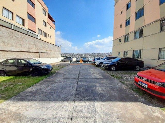 Apartamento à venda com 2 dormitórios em Santa mônica, Belo horizonte cod:17970 - Foto 16