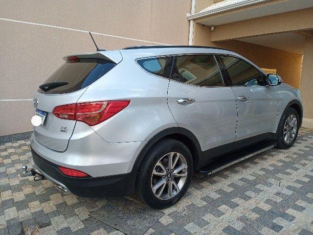 Hyundai Santa Fé 3.3 MPFI 4x4 5 Lugares V6 270CV Gasolina 4P Automático - Foto 2