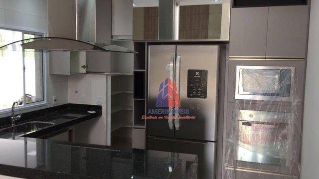 Casa com 3 dormitórios à venda, 180 m² por R$ 1.180.000,00 - Jardim Primavera - Nova Odess - Foto 4