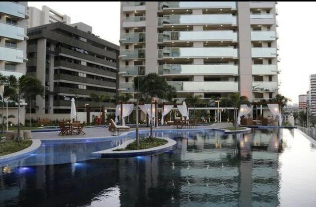 Apartamento à venda com 3 dormitórios em Cocó, Fortaleza cod:DMV406