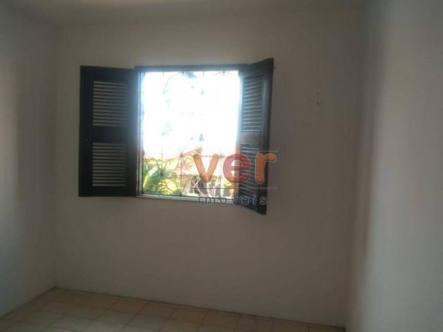 Apartamento para alugar, 52 m² por R$ 1.000,00/mês - Benfica - Fortaleza/CE - Foto 7