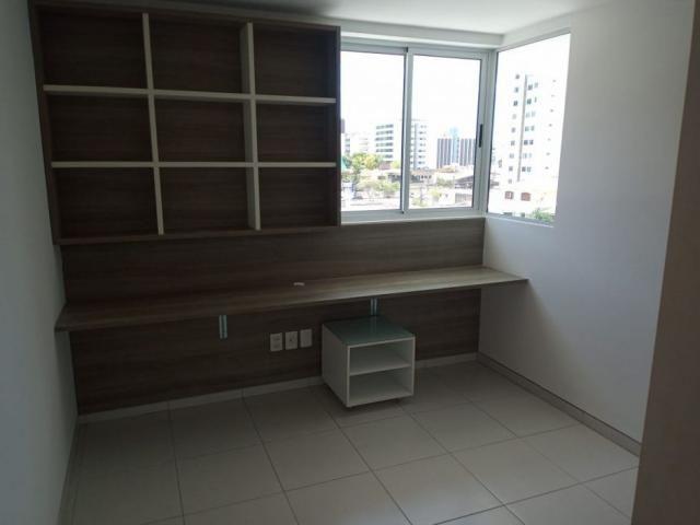 Apartamento para alugar com 3 dormitórios em Tambaú, João pessoa cod:15779 - Foto 11