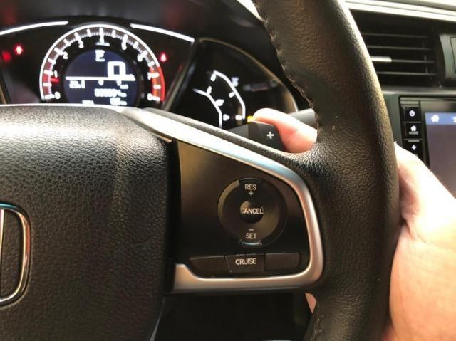 Civic EX 2.0 Aut. CVT azul completo impecável - Foto 7