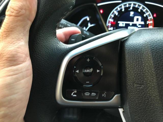 Civic EX 2.0 Aut. CVT azul completo impecável - Foto 8