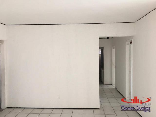 Apartamento com 3 dormitórios para alugar, 129 m² por R$ 1.400/mês - Dionisio Torres - For - Foto 12