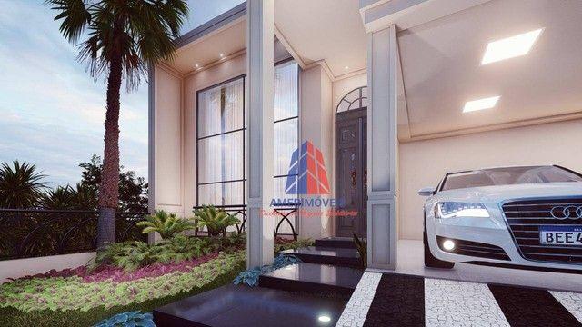 Casa com 3 dormitórios à venda, 200 m² por R$ 1.000.000 - Jardim Dona Maria Azenha - Nova  - Foto 4