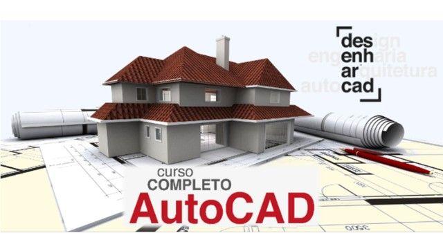 Curso De Autocad Online 2D + 3D - Foto 2