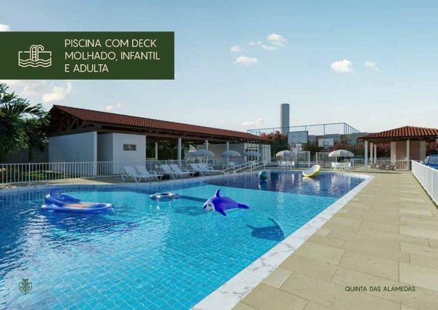 Casas em condominio 85m², localizadas no Luiz Gonzaga - Foto 17