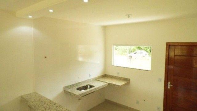 Casa nova 2 Qts em Bacaxá, Aceita Financiamento - Foto 5