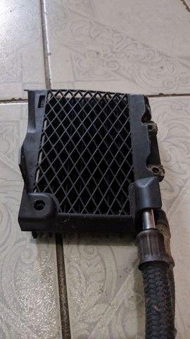 Radiador XRE 300 ( ORIGINAL ) - Foto 3