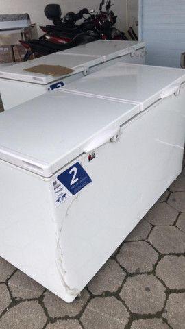 V- Freezer de 311, 411, e 503 litros Fricon